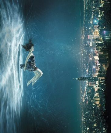 Shangri-La Hotel advertising campaign | underwater photography b